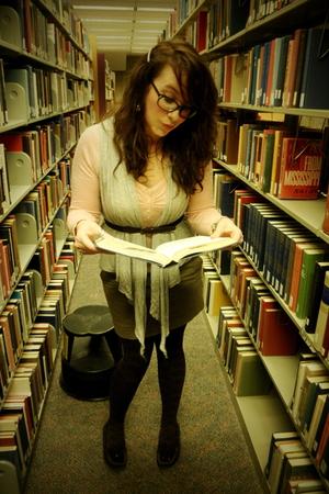 pink Old Navy sweater - brown Gap skirt - brown tights - brown - silver vest - v