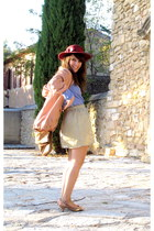 Gat Rimon jacket - Berangere Claire skirt