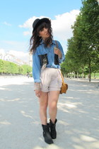 Urban Outfitters shirt - hm shorts - Primark accessories