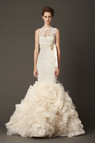 ivory lark vera wang dress
