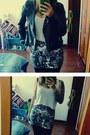Lycra-skirt