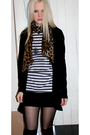Black-bcbg-coat-brown-target-scarf-gray-target-socks-black-samse-samse-dre