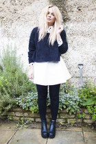 fluffy asos jumper
