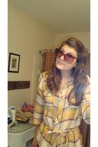 Forever21 shirt - Forever21 sunglasses