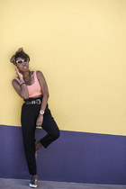 harem pants Love pants - Zara flats