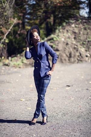 W Concept x Style Says jeans - Zara jacket