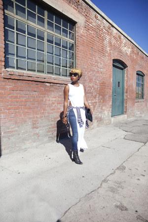 maxi top luluscom top - skinny jeans rag & bone jeans