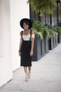 Suspender-moda-express-skirt-crop-top-asos-top