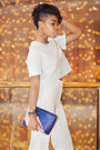 Sequin-clutch-winky-designs-accessories-wide-leg-jeans-american-apparel-pants