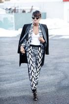 Inyu suit - asos heels