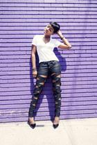 cut out JCO jeans