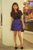 Glitterati skirt - The Ramp shoes