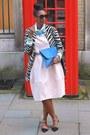 Black-zara-coat-blue-asoscom-bag-black-round-vintage-sunglasses