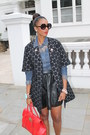 Leather-h-m-skirt-spotted-marni-coat-denim-vintage-shirt