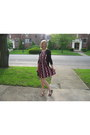 Banana-republic-dress-jcrew-cardigan-payless-sandals