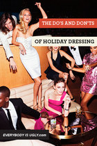 The Do's and Don'ts of Holiday Dressing