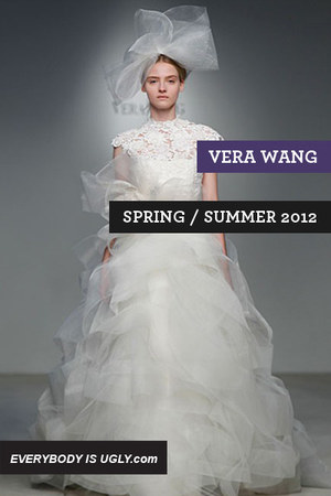white vera wang dress