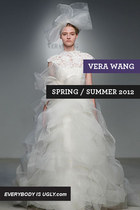 Vera Wang Bridal Collection S/S 2012