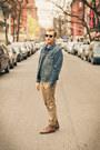 Topman-boots-levis-jacket-alternative-apparel-sweater-h-m-shirt-ray-ban-