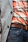 Doctrine-denim-jeans-bed-stu-boots-banana-republic-blazer-jcrew-shirt