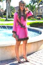 Taj by Sabrina Crippa dress - Lorena Pages hat