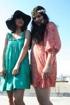 Wet Seal dress - Lorena Benitez