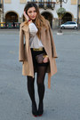 Stefanel-coat-moschino-heels