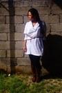 White-cotton-rusty-blank-blouse