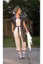 Victorias Secret pants - no brand from nordstrom dress - Boutique 9 shoes