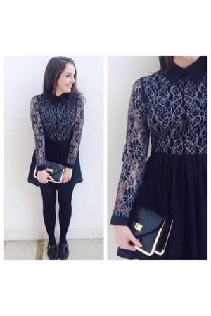 black Lovestruck dress
