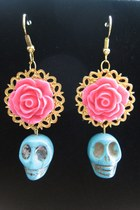Skelapparel-earrings