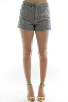 Salma tweed shorts