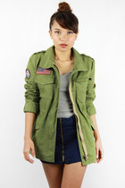 army jacket lovemartini jacket