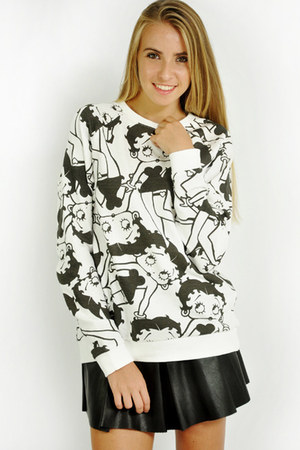 lovemartini sweatshirt