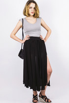 Waterfall skirt