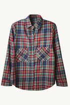 London check shirt