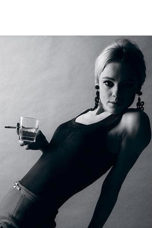 Edie Sedgwick.. the icon.