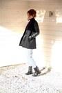 Black-h-m-boots-black-primark-coat-black-vintage-sweater
