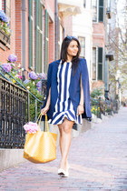 lavish alice blazer - blazer - asos dress - pumps - Zara pumps