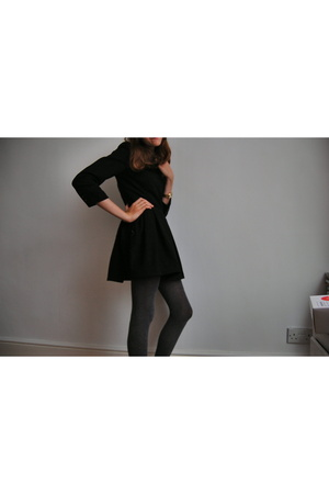 H&M dress - Topshop tights