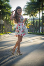 Floral-dress-love-shopping-miami-dress-satchel-love-shopping-miami-purse