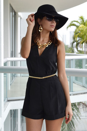 Blaque Label romper
