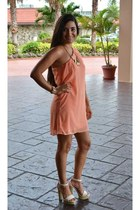 Love Shopping Miami dress - Qupid sandals - necklace