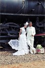 White-dress