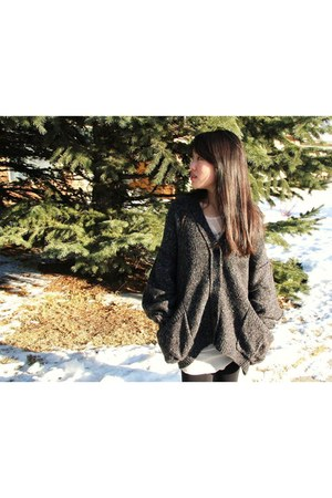 dark gray wilfred sweater