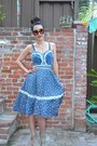 Sky-blue-anthropologie-dress