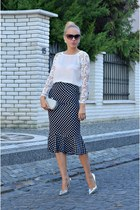 black Choies skirt