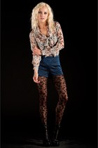 Spring-florals-lucca-couture-top