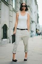 pieces bag - weekday top - Monki pants