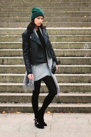 Mango jacket - veromoda skirt